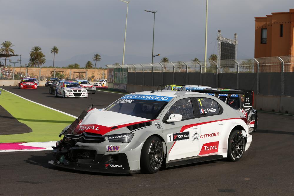 WTCC 2014 - Marrakech