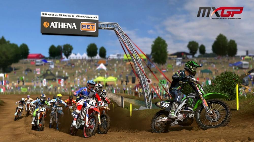 MXGP 2014, le jeu officiel de Motocross vient de sortir