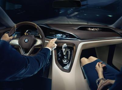 BMW Vision Luxury Concept