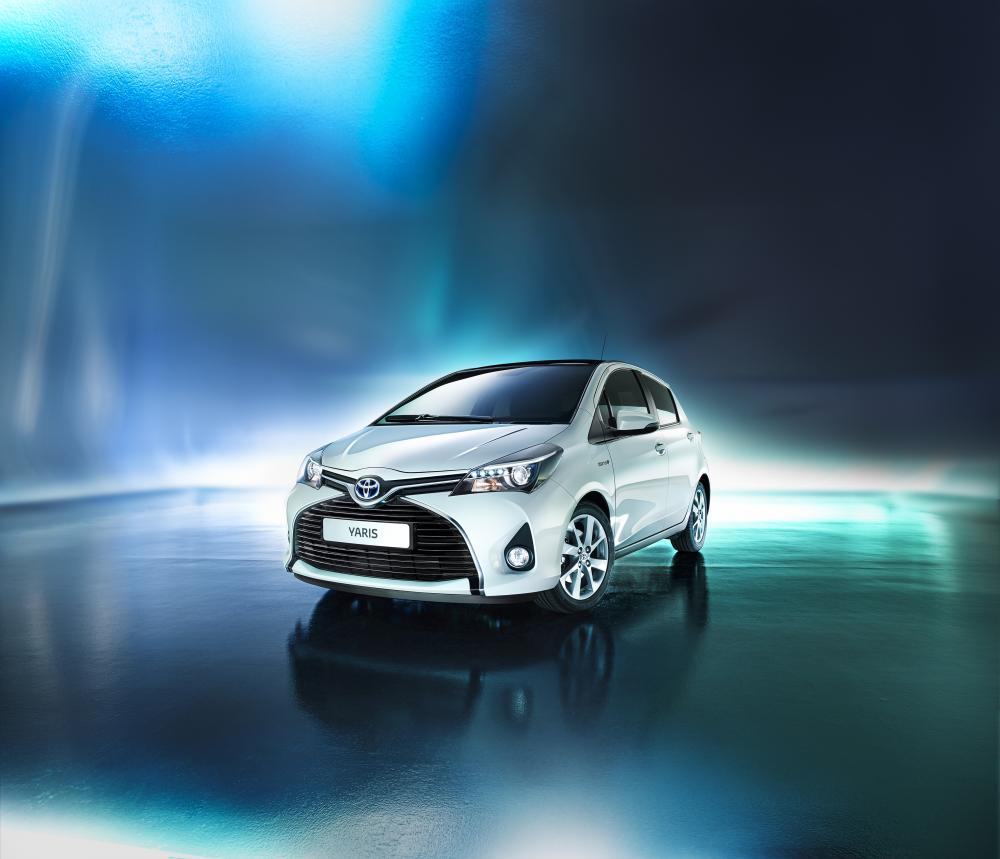 Toyota Yaris restyée