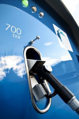 Hyundai ix35 Fuel Cell (2014)