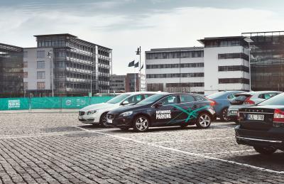 Démarrage du projet des Volvo autonomes