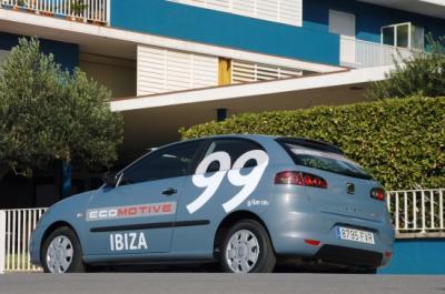 Les moments forts de la SEAT Ibiza, trentenaire cette année