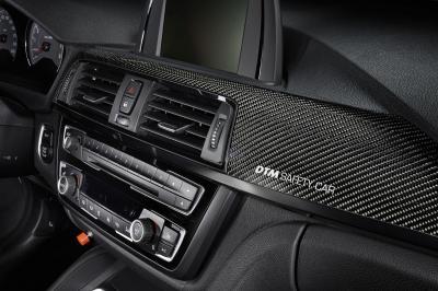 La BMW M4 Safety Car en DTM en images