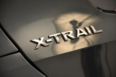 A bord du nouveau Nissan X-Trail