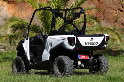 Surprise : Kymco sort un UXV 450 !