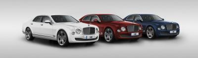 Rolls-Royce Mulsanne 95th Anniversary