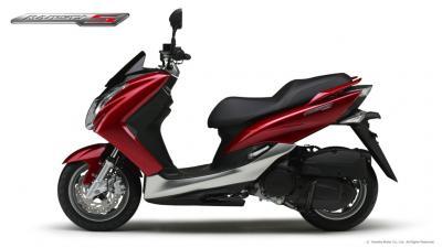 Yamaha 2014 : un nouveau Majesty 125 S pour juillet + vidéo !