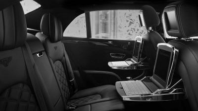 La Bentley Mulsanne fait du cinéma
