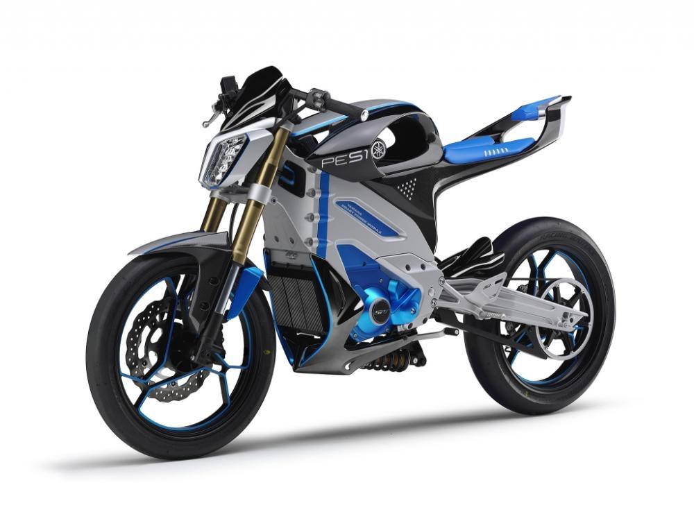 Yamaha va commercialiser des motos électriques en 2016 !