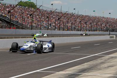 500 Miles d'Indianapolis 2014
