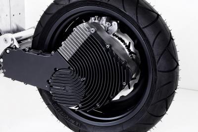 Johammer J1 : 200 km d'autonomie pour la moto électrique autrichienne + vidéo