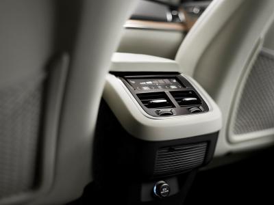 L'intérieur du Volvo XC90 2015