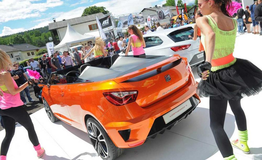 Le festival VW de Wörthersee