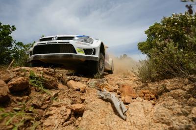 WRC 2014 : Sébastien Ogier remporte le rallye de Sardaigne
