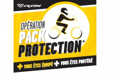 Opération Pack protection - IXON propose 3 solutions de 149 à 199 €