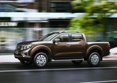 Nouveau Nissan Navara