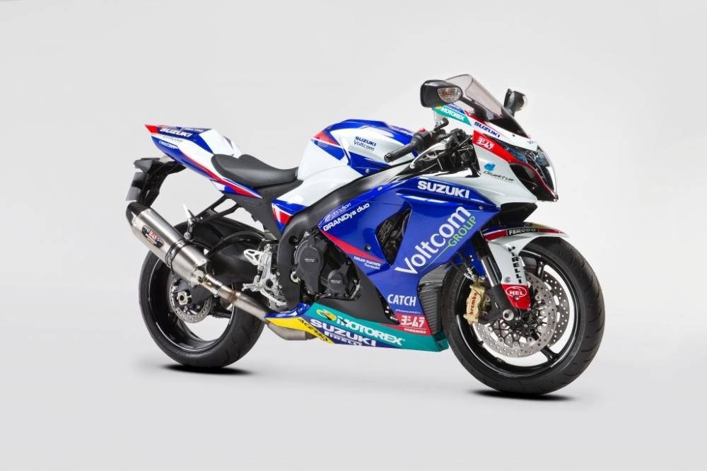 Suzuki GSX-R 1000 : 24 Réplica Superbike pour la France