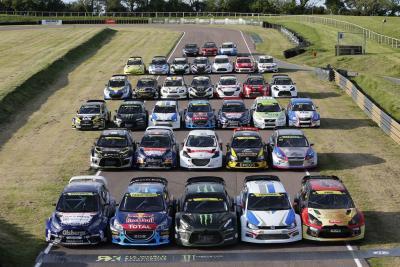 Championnat du monde de Rallycross