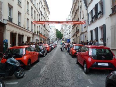 Rue Aygo