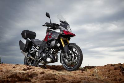 Partez en rallye au Maroc avec votre Suzuki V-Strom 1000