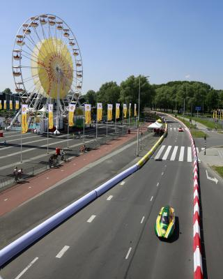 Shell Eco-Marathon 2014