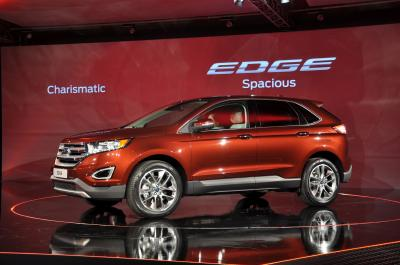 Le Ford Edge bientôt chez nous