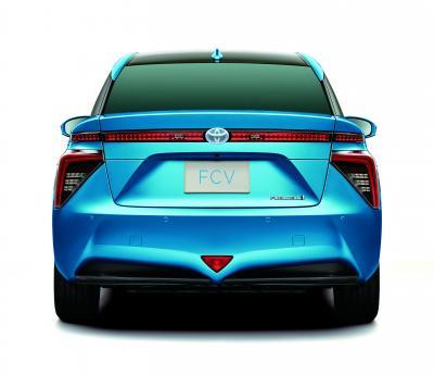 La Toyota Pile à combustible qui sera commercialisée au Japon et en Europe