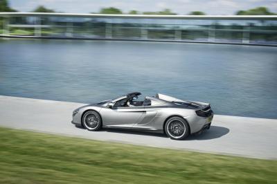 McLaren 650S MSO