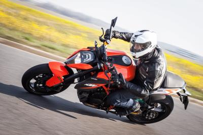 Essai KTM 1290 Super Duke R ABS