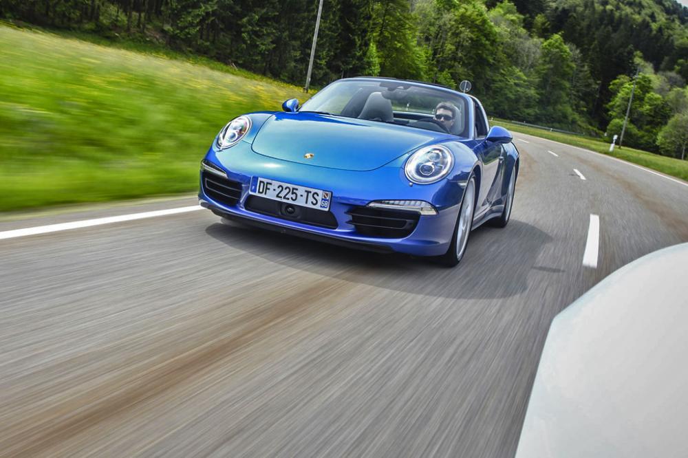 Porsche 911 Targa 4S (type 991)