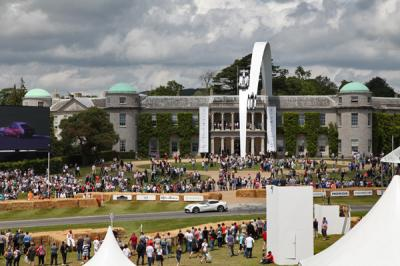 Goodwood Festival of Speed 2014 : par passion pour les sports mécaniques