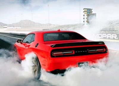 Dodge Challenger SRT ''Hellcat''