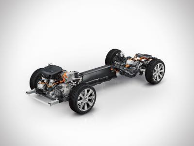 Volvo XC90 T8 ''Twin Engine''