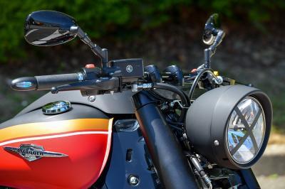 Suzuki : deux prépas originales sur Intruder C 1500 T