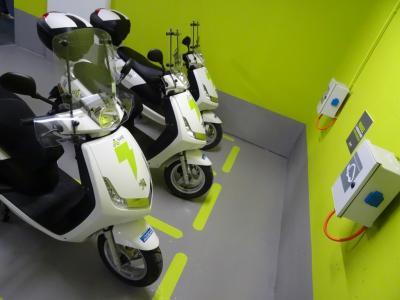 Wattmobile : des scooters électriques à louer en gare