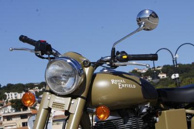 Essai Royal Enfield Bullet 500 Classic