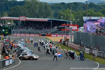 Le Mans Classic 2014 : terrain de jeu pour automobiles de collection