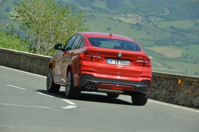 BMW X4 35d M Sport