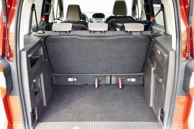 Ford Tourneo Courier 1.0 Ecoboost 100 ch Titanium