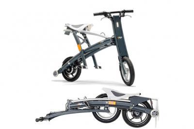 Stigo, le scooter urbain pliable + vidéo
