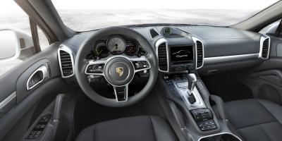 Porsche Cayenne restylé