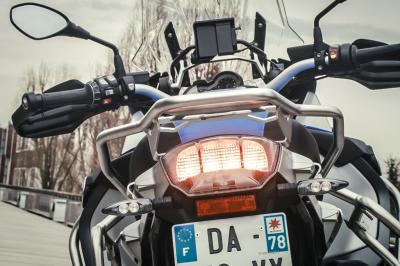 Essai Bmw R 1200 GS Adventure