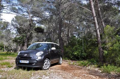Essai Fiat 500L Living 1.4 MultiJet 2 120 Lounge