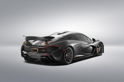McLaren P1 MSO ''Pebble Beach''