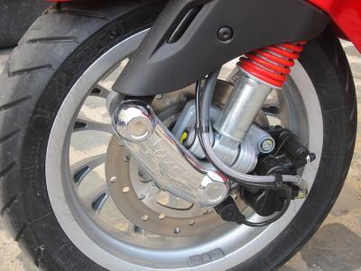 Essai Vespa Sprint 125