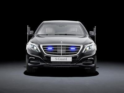 Mercedes S 600 ''Guard''