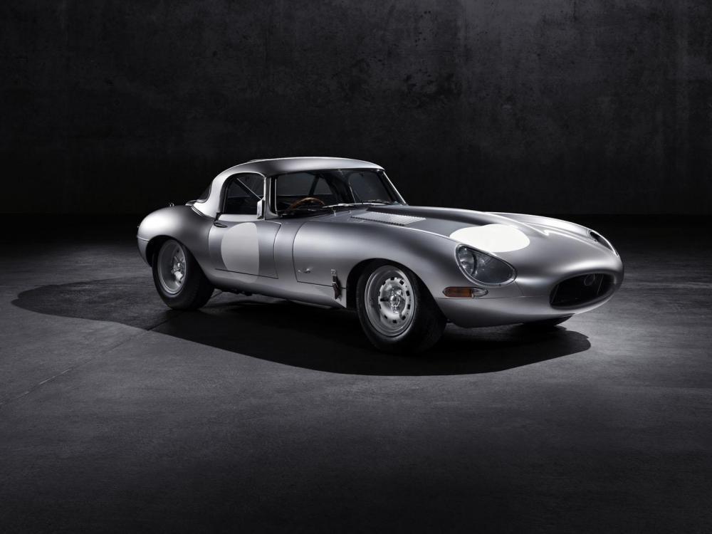 Jaguar Type E ''Lightweight''