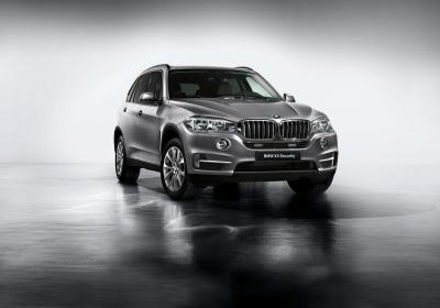 BMW X5 ''Security Plus''