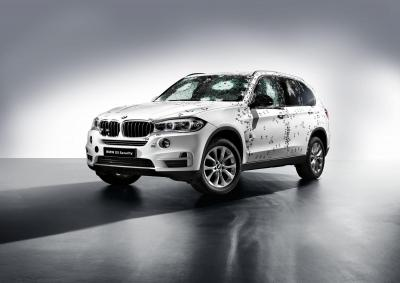 BMW X5 ''Security Plus''